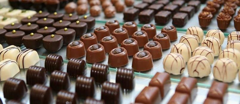 Salerno. La festa della cioccolata sul lungomare