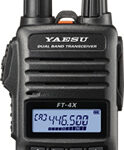 Yaesu FT-4X